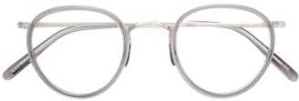 Oliver Peoples MP-2 round frame sunglasses
