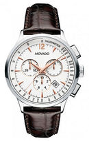 Movado Mens Circa Chronograph Watch