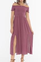 Olive + Oak Olive & Oak Rose Dress
