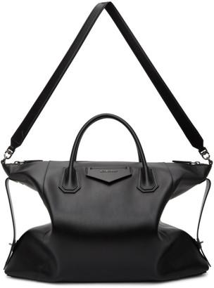 Givenchy Black Large Soft Antigona Tote