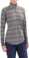 Kavu Desolate Shirt - Zip Neck, Long Sleeve (For Women)