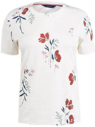 Gant Meadow Print T-Shirt