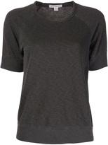 James Perse Standard Raglan Pullover Top