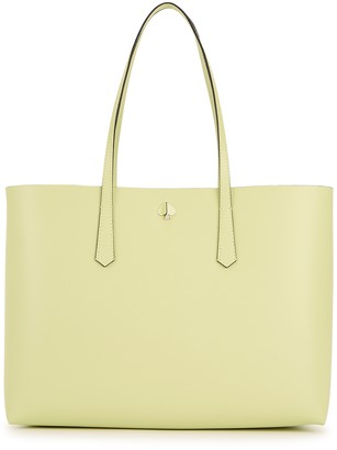 Kate Spade Molly large grained leather tote