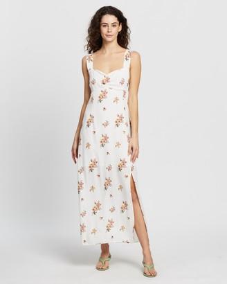 Dorothy Perkins Ditsy Cami Sweetheart Dress