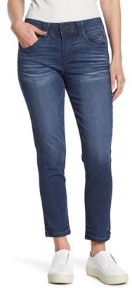 Democracy Ab-Tech Skinny Ankle Jeans (Petite)