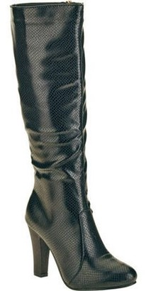 Forever Young Women's Textured Tall Boot