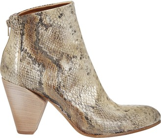 Strategia Snake Ankle Boots