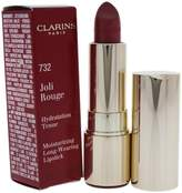 Clarins Joli Rouge Lipstick, No. 732 , 0.1 Ounce
