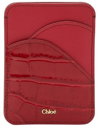 Chloé Walden card holder