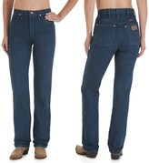 Wrangler Cowboy Cut Jeans - Slim Fit, Straight Leg (For Women)