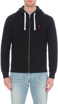 Polo Ralph Lauren Zip-up cotton-blend hoody