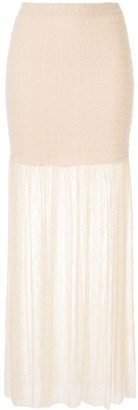 Alice McCall Harvest Moon lace skirt