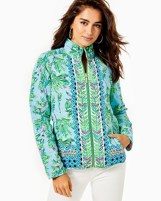 Lilly Pulitzer Maeven Reversible Jacket