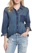 Joe's Jeans Women's Judith Denim Shirt