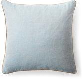 """Lauren Ralph Lauren Kelsey Cross-Dyed Weave Decorative Pillow, 20""""Sq."""