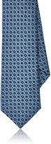 Barneys New York Men's Medallion Silk Necktie