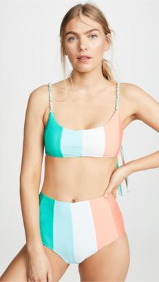 Paper London Sunshine Bahama Mama Bikini Top