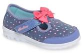 Skechers Infant Girl's Go Walk Slip-On Sneaker