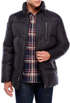 Cole Haan Packable Down Jacket with Neck Pillow