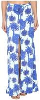 Maaji Blue Lagoon Long Skirt Cover-Up