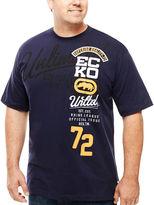Ecko Unlimited Unltd. Around Town Short-Sleeve Tee - Big & Tall