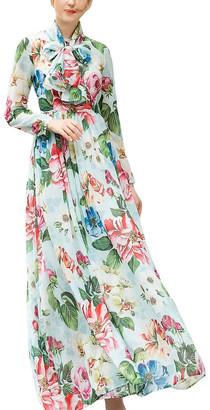 BURRYCO Maxi Dress