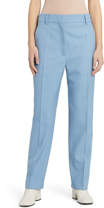 Marni Straight Leg Wool Trousers