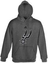 adidas Boys 8-20 San Antonio Spurs Promo Fleece Hoodie
