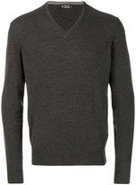 Hackett V-neck jumper - men - Merino/Cashmere/Silk - S