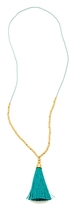 Gorjana Tulum Tassel Necklace, 20