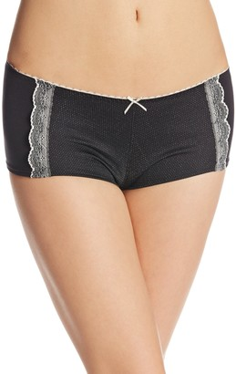 Royce Women's Sadie Comfort Nursing Coordinating Boy Short Panties