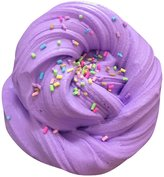 Fluffy Slime, Becoler Relief Toy Scented Sludge Toy for Kids and Adults