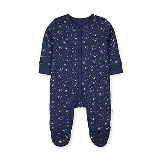 Mothercare Baby IO G Sweet Dreams Wadded WIS Bodysuit,(Size:86)