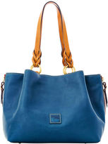Dooney & Bourke Florentine Large Zip Barlow