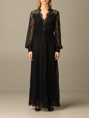 Pinko Sposare 1 Long Lace Dress