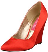 Pleaser USA Bordello By Women's Camille-01 Wedge Pump