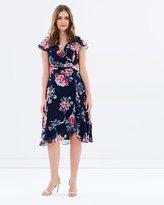 Review Lotus Garden Dress