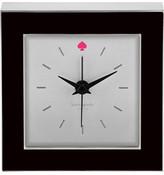 Kate Spade Cross Pointe Clock Black