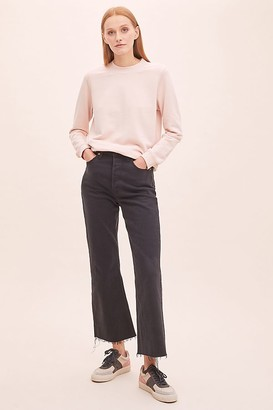 Levi's Ribcage Cropped-Flared Jeans