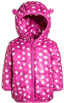 Benetton Winter jacket lila