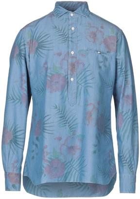 MC2 Saint Barth Denim shirts