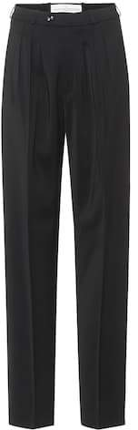 Golden Goose High-rise straight-leg trousers