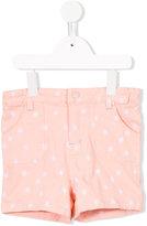 Margherita Kids - embroidered denim shorts - kids - Cotton/Spandex/Elastane - 3 yrs