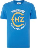 Canterbury Plain Crew Neck Regular Fit T-shirt