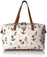 Tommy Hilfiger Women's Falling Anchors Weekender