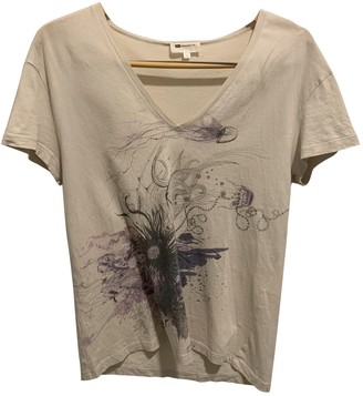 Vanessa Bruno Ecru Cotton Top for Women