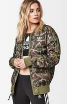 adidas Hu Hiking Bomber Jacket