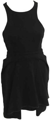 Jasmine Di Milo Black Wool Dress for Women