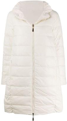 Peserico Reversible Padded Coat